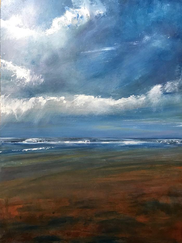 Sharon Bruster beachscape