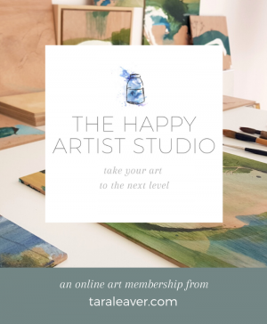 The Happy Artist Studio