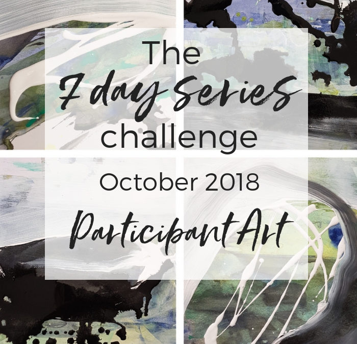 The 7 Day Series Challenge Autumn 2018: Participant Art